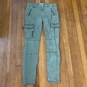 Zara Miliatry Cargo Pants